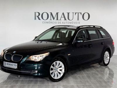 usado BMW 520 Série 5 dA Touring Executive (177cv) (5p)
