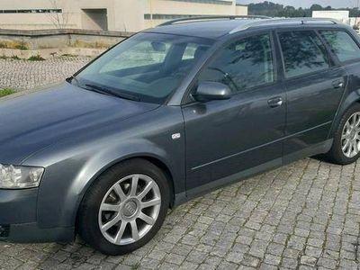 brugt Audi A4 Avant 1.9TDI 130cv