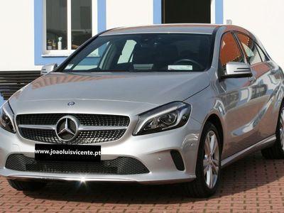 usado Mercedes A180 d Urban (109cv)