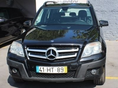 usado Mercedes GLK220 4MATIC