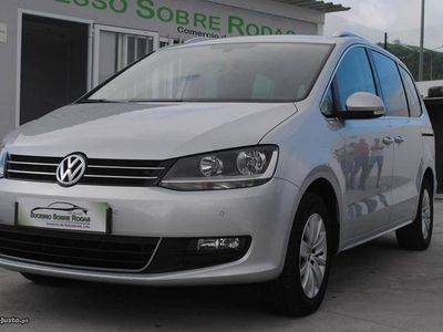 usado VW Sharan 2.0 140CV