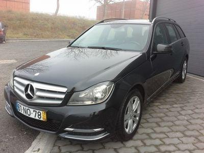 usado Mercedes C250 C 250CDI