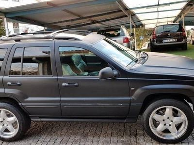 brugt Jeep Grand Cherokee 3.0 CRD V6 Limited