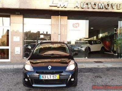 usado Renault Clio Break 1.2 Dinamique S Gps