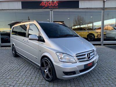 usado Mercedes Viano 3.0 CDI V6 AUTO