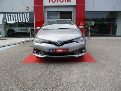 usado Toyota Auris AURISTS 1.4D Comfort + Techno + Pack Sport