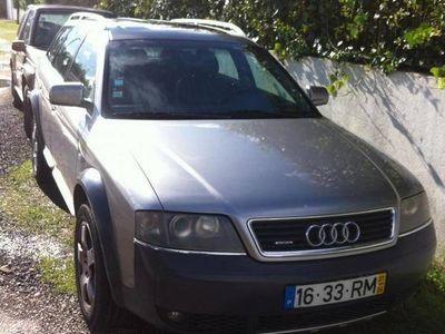 usado Audi A6 Allroad 2.5 tdi 180cv -