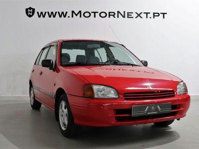 usado Toyota Starlet 1.3