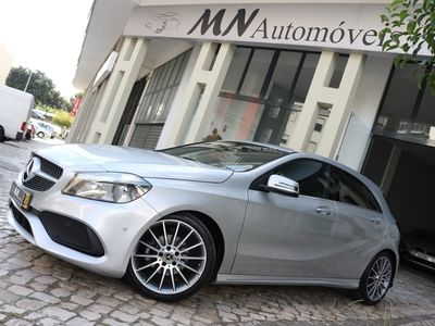 usado Mercedes A180 D AMG Line Aut.