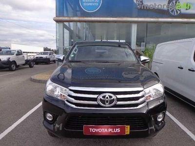 usado Toyota HiLux 2.4 D-4D 4WD CD Tracker