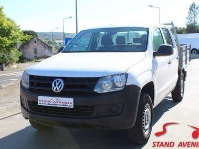 usado VW Amarok 2.0 TDi CAB/DUPLA