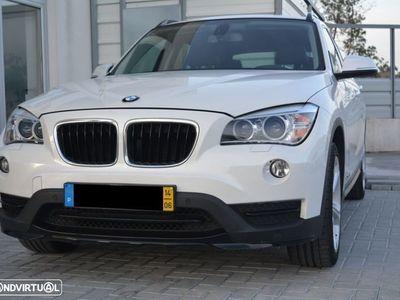 gebraucht BMW X1 SDrive 16D Auto Line Sport