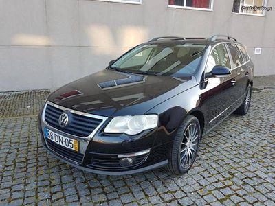 brugt VW Passat 2.0 tdi 140cv