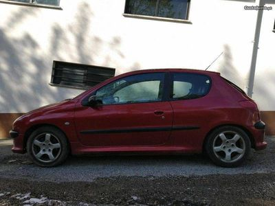 usado Peugeot 206 1.6 16V GTI