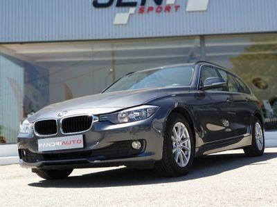 usado BMW 318 D Touring Brevemente Disponível