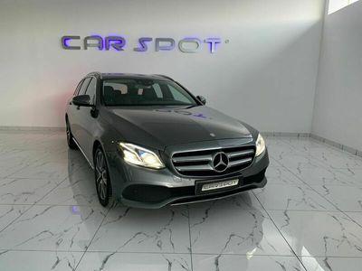 usado Mercedes E220 BREAK AVANTGARDE