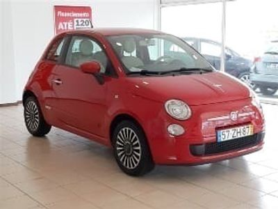 usado Fiat 500 1.3 16V Multijet Lounge S& (95cv) (3p), Diesel