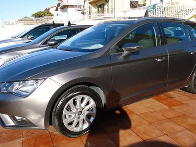 brugt Seat Leon ST STyle TDI