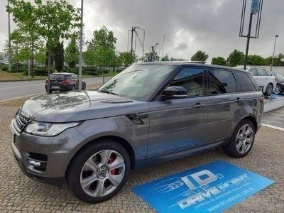 usado Land Rover Range Rover Sport 7 lugares S.3.0 SDV6 HSE