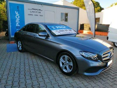 usado Mercedes E200 CDI 150cv Avantgarde