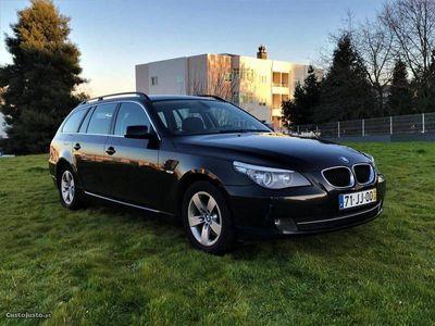 brugt BMW 520 LCI-TOURING-GPS