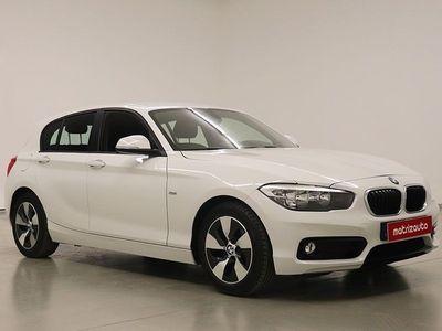brugt BMW 116 d Line Sport Nav