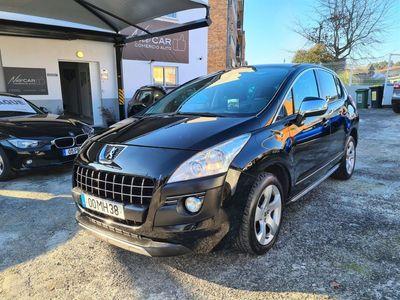 usado Peugeot 3008 1.6hdi Allure Nacional