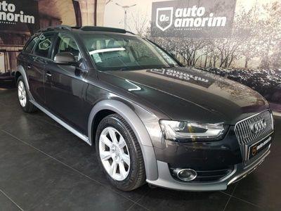 usado Audi A4 Allroad 2.0 Tdi Quattro 177cv Exclusive