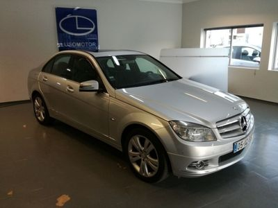 usado Mercedes C220 CDi Avantgarde BlueEfficiency Aut.