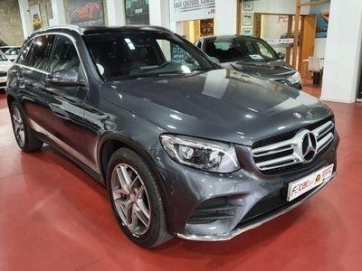 usado Mercedes GLC250 D AMG 4MATIC GARANTIA ATÉ 5 ANOS