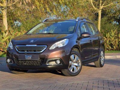 usado Peugeot 2008 1.6 e-HDi Active 92cv c/ GPS