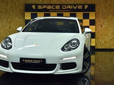 usado Porsche Panamera Plug-In