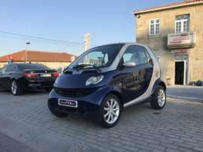 usado Smart ForTwo Coupé Gasolina
