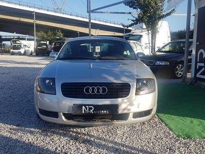 usado Audi TT 1.8 T 180 cv