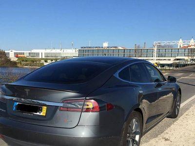 brugt Tesla Model S P85 421 CV