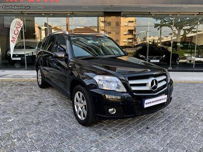 usado Mercedes GLK250 CDI 4 Matic (Aut.)