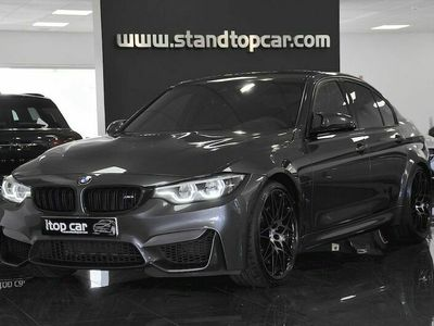 usado BMW M3 DKG Competition