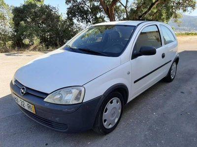 usado Opel Corsa 1.7 Di izuzu