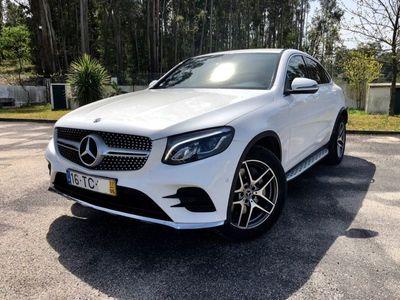 gebraucht Mercedes GLC250 Coupe AMG