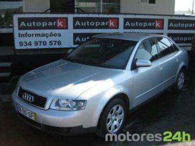 usado Audi A4 1.9