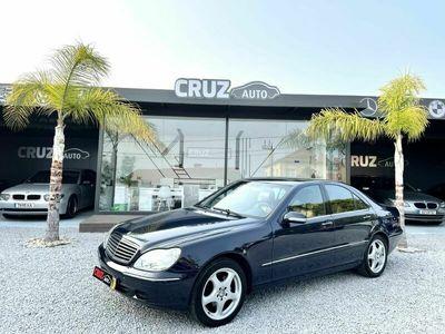 usado Mercedes S320 AMG a GPL