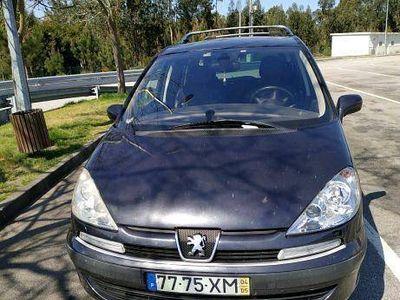 usado Peugeot 807 2.2 hdi