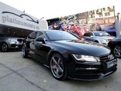 usado Audi A7 3.0 TDi V6 quattro S-line Tiptronic (313cv) (5p)