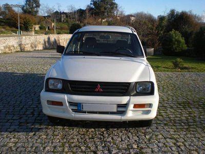 usado Mitsubishi L200 4x2 2500cc