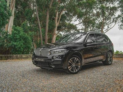 usado BMW X5 M 50d