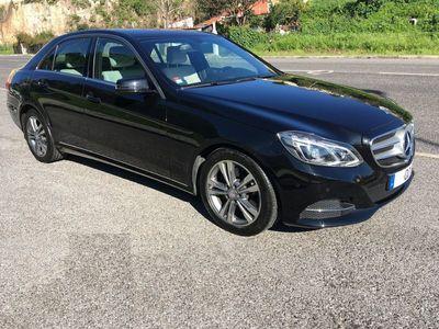 usado Mercedes E300 Hybrid BlueTec Avantgarde