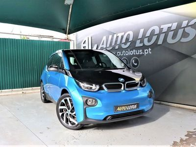 usado BMW i3 94AH Comfort Package Advance