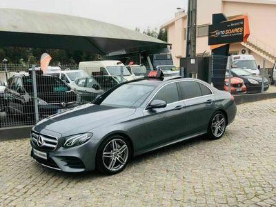 usado Mercedes E220 AMG-full extras