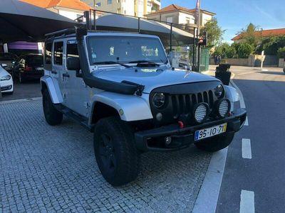 usado Jeep Wrangler 2.8 CRD MTX Sahara