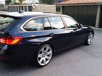 usado BMW 320 D 2014 Poss Troca -